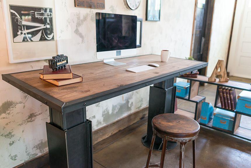 Vintage Adjule Desk