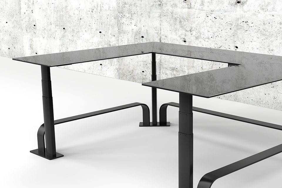 air standing desk